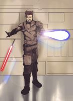 kyle katarn2 by melonchan