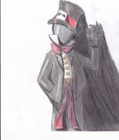 The Emperor as the Mad Hatter by Metarex12