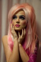 JEM AND THE HOLOGRAM, BARBIE, COSPLAY, DOLL 2 by XNBcreative