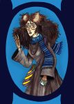 HP: Young Sybill Trelawney by Persephore