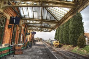 Platform One HDR by nat1874