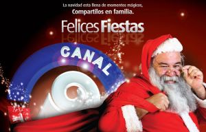 Canal 9 - Christmas by upstudio