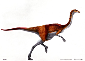 JP-Gallimimus concept (Male)|V.2 by Asuma17