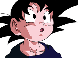 Goten vector by Ninja-pineapple
