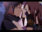Obito and Rin Moon Love   by Sarah927