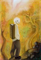 mushishi by Sichik