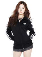 [PNG32] SM Rookies's Irene for Oh!Boy by exotic-siro