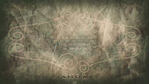 Wallpaper Januar 2013 by munzilein
