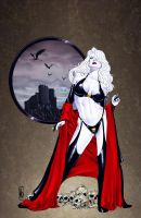 Lady Death 15 c2e2 edition by MDiPascale