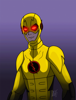 The Reverse-Flash by AraghenXD