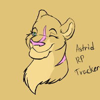 Astrid RP Tracker by AskTyranno