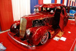 1936 Chevy Master Deluxe 4dr Sedan by CZProductions