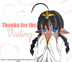 Thanks for The Visiting.. by wallacexteam