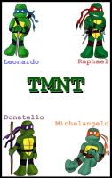 TMNT by FuSSsL