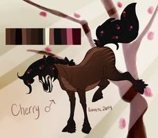 Cherry Reference Sheet by Kama-ItaeteXIII