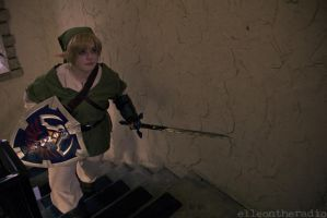 twilight princess link - 01 by elleontheradio