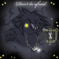 Anti sora by LittleKidsin