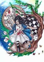 Alice: madness returns by NENEBUBBLEELOVER