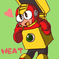 HEATMAN by PIK-YA