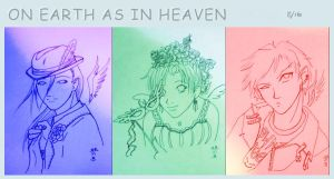 On Earth Banner by Hitoritsuki