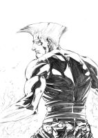 Guile by boscopenciller