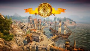 Anno 1404 wallpaper fan made by CaHilART