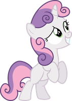 Sweetie Belle-Pretty pretty please by KyssS90