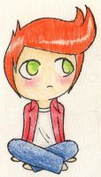 Chibi Fry by demonlucy