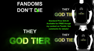 Good Fandoms Don't Die by Stelera