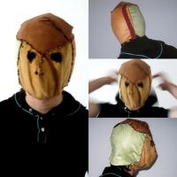 Slipknot Maggots Mask number by Thue