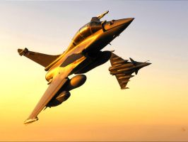 Mirage 2000 - Indian Air Force by rayidi