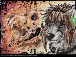 ACEO: Sharley by Cally-Dream