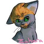 Zahara Fanart by Lemonade-Rat