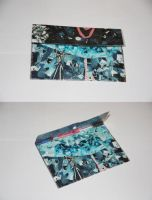Ballet dancers collage purse by yulia7