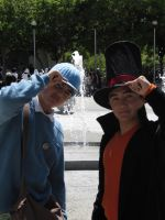 Fanime 2010 - Luke + Layton 2 by Cosphotos