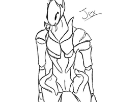 Jex by Toothlesslover123