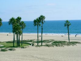 Playa Del Rey by TrashyDiamond