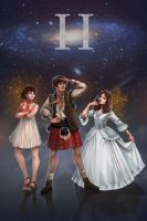 Doctor Who companions - IV by Power-and-Chaos