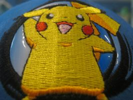 Pikachu Hat by teamrocketcutie