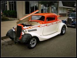 1934 Ford Coupe by Car-Crazy