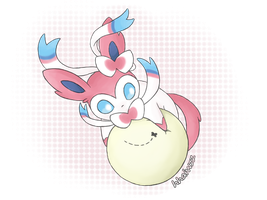 Sylveon 2 by whonghaiw