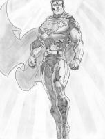 Superman by stipher30
