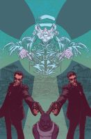 Boondock Saints Cover 2 by whoisrico