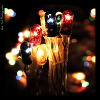 .Xmas Lights by dA-aml
