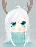 Sure is cold by nyanami