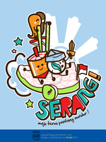 SERANG by supperfrogg