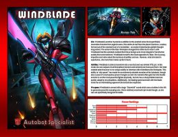 Windblade by CitizenPayne
