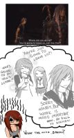 Playing Final Fantasy XIII-2 - Brain-pranks by Kisse-san