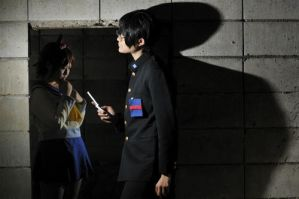 Corpse Party - Cosplay of Mayu and Morishige by Mayuri-Shinohana