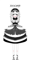 EGL Lolita Honey by VoodooBiatch